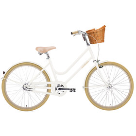 Creme Mini Molly 24 Childrens Bike 2-speed automatix white
